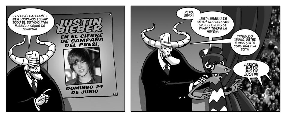 198. Cierre de campaña del Presi.